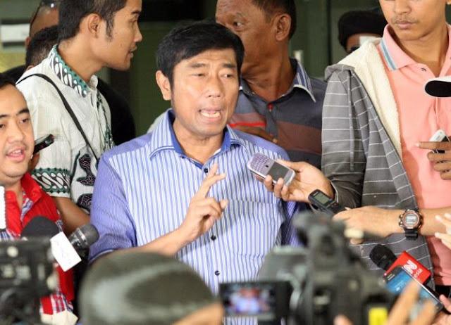 PPP Resmi Usung Haji Lulung Jadi Bakal Cagub DKI