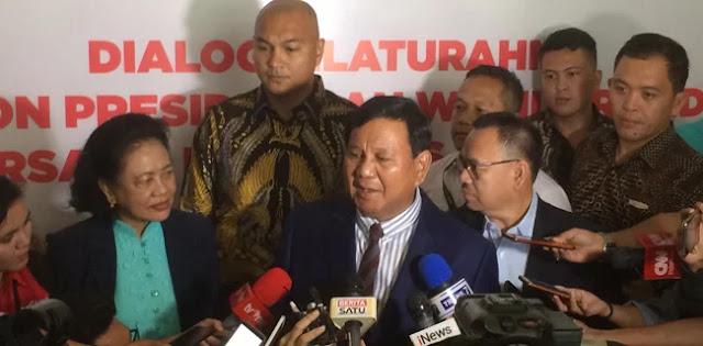 Prabowo: BPJS Defisit Rp 20 Triliun, Itu Masalah Kecil..
