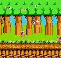 Videojuego Adventure Island - NES