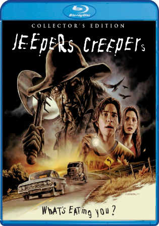 Jeepers Creepers 2001 BluRay 300MB Hindi Dual Audio 480p