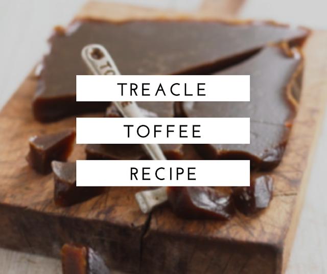 treacle toffee recipe