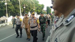 Kapolres Cirebon Kota jamin Keamanan Masyarakat Dan Anggota Tidak ada yang Boleh Turun Piket