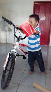 sepeda bmx untuk anak-anak