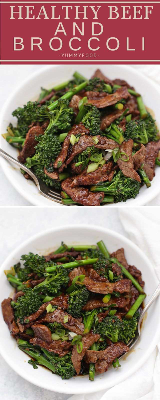 hеаlthу bееf аnd broccoli