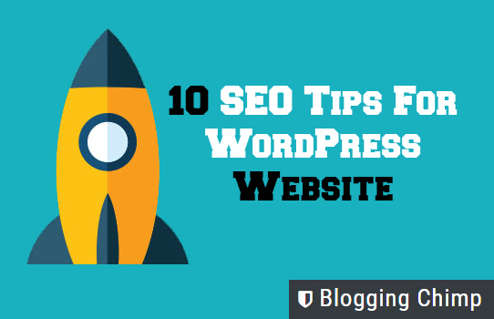 SEO Tips For WordPress Website