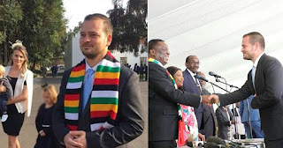 Έλληνας έγινε υφυπουργός στην κυβέρνηση της Ζιμπάμπουε
