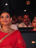 Kajal at Brahmostavam Audio Launch-cover-photo