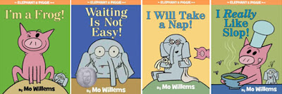 More recent Elephant and Piggie books