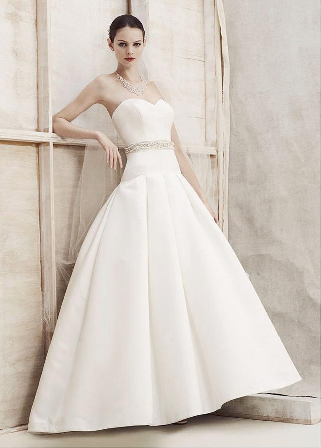 Oleg Cassini Spring 2012 + My Dress Of The Week - Belle The Magazine