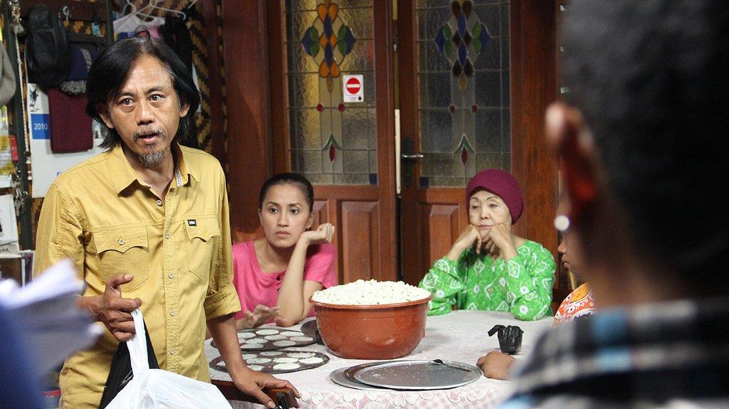 Preman Pensiun 3: Kang Mus (Epy Kusnandar) Pensiun Jadi Preman