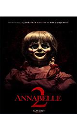 Annabelle 2: La creación (2017) DVDRip Latino AC3 5.1 / Español Castellano AC3 5.1