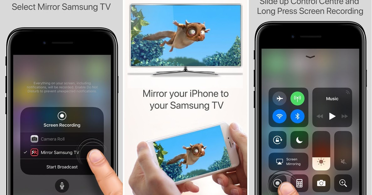 免Apple TV將iPhone手機畫面投射到電視觀賞
