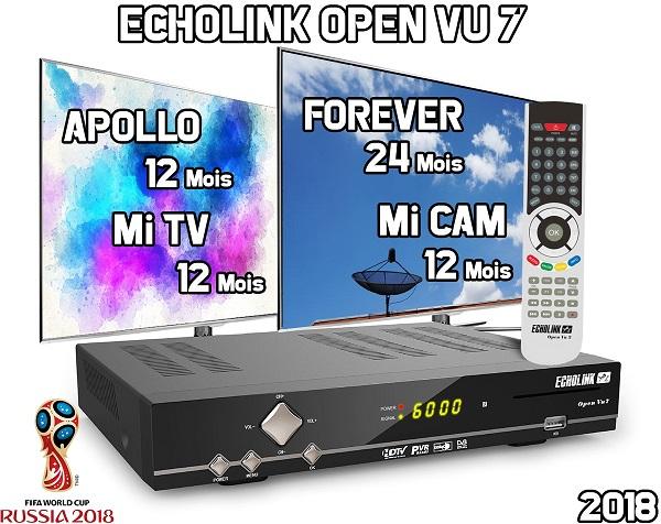 beoutq, الموسم, اجهزة, انترنت, echolink, vu7/vu9/vu7mi