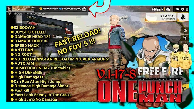 download free fire mod apk burst damage
