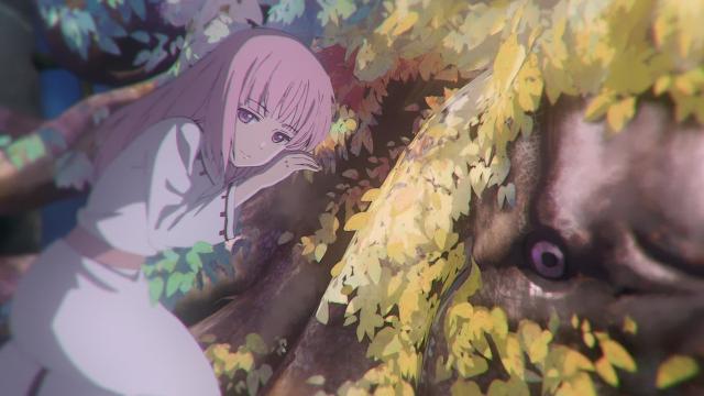 الحلقة الخامسة من Kujira no Kora wa Sajou ni Utau
