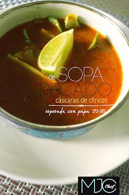 Citric soup