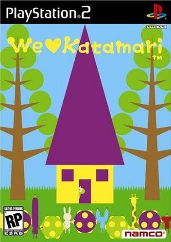 we love - We Love Katamari PS2
