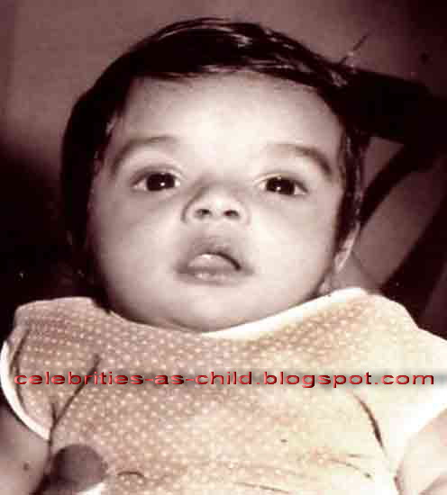 celebrities as a child asin childhood photo