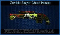 Zombie Slayer Ghost House