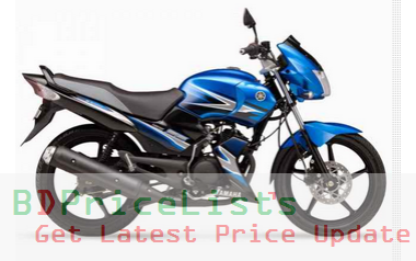 Yamaha GLADIATOR SS-125 Specifications And Price in Bangladesh