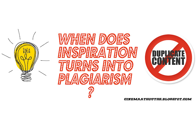 Inspiration Turns Into Plagiarism