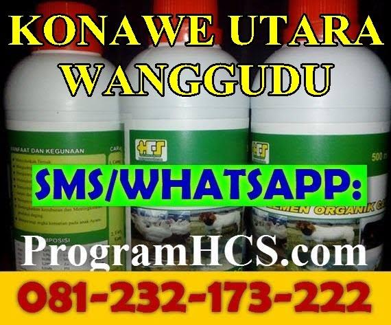 Jual SOC HCS Konawe Utara Wanggudu