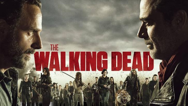 THE WALKING DEAD    This is war!