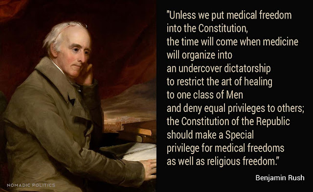 Constitutional Medical liberty