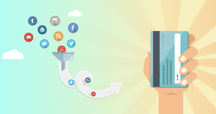 How to Create an Effective and Rocking #SocialMedia Marketing Funnel - #infographic