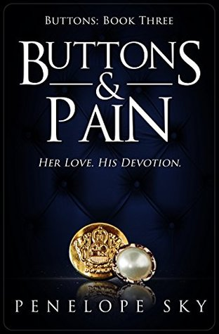 Currently Reading: Buttons & Pain by Penelope Sky