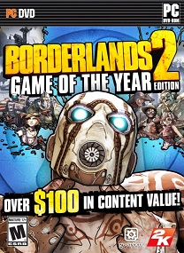 Borderlands 2 Game of the Year Edition MULTi7-ElAmigos