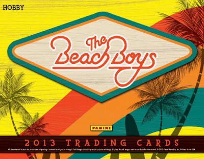 2013 Panini Beach Boys Trading Cards Needs List