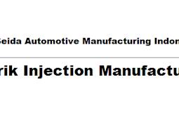 Info Lowongan Kerja Pabrik PT Seida Automotive Manufacturing Indonesia (SAMIND)