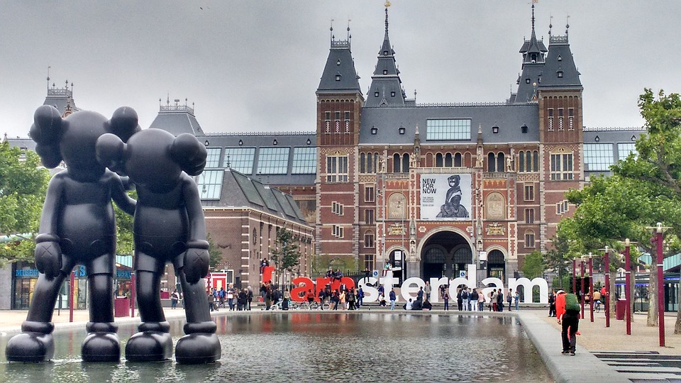 Spending May Half Term in Holland (on a budget) - Amsterdam