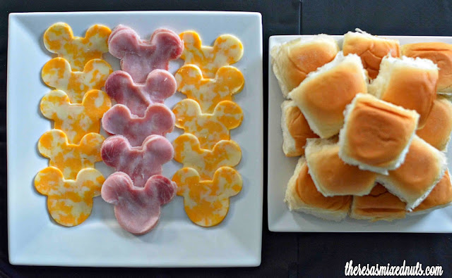 Mickey Mouse Food