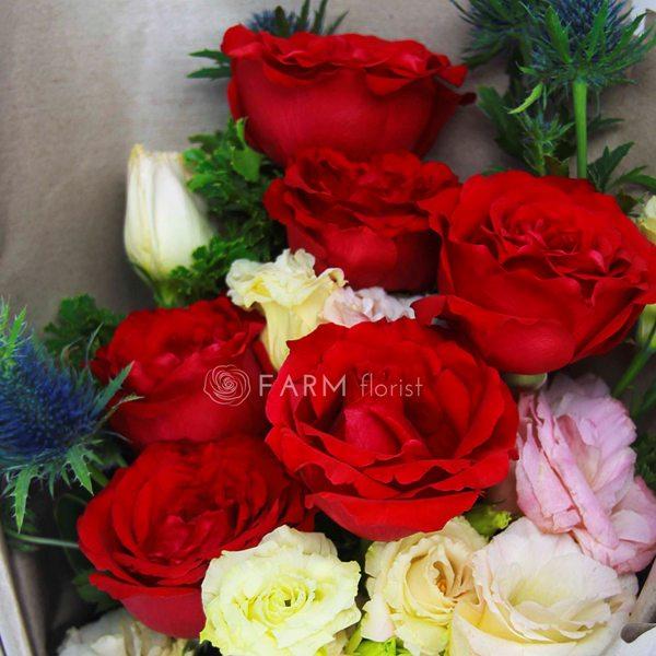 valentines day sasha bouquet farm florist singapore