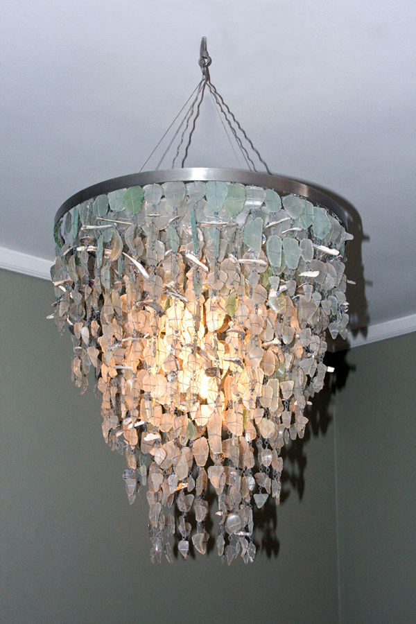 Recycled & Unique Light Fixtures 262