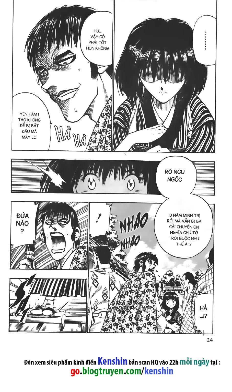 Rurouni Kenshin chap 31 trang 21
