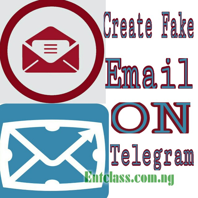 How To Create Fake Disposable Email Address On Telegram