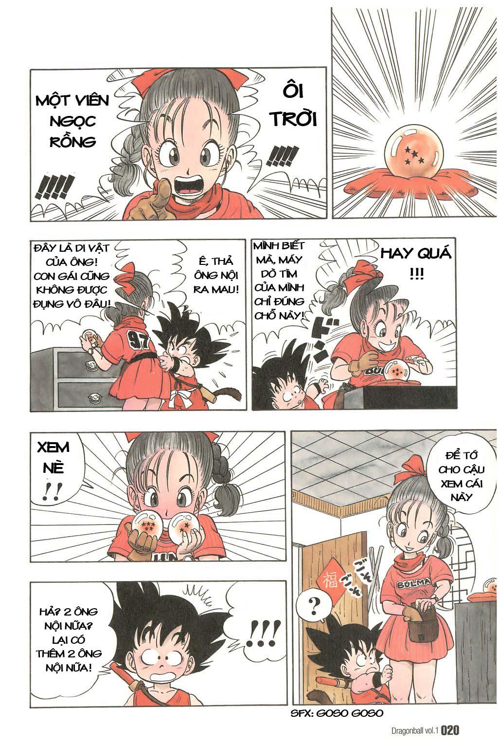 Dragon Ball chap 1 trang 23