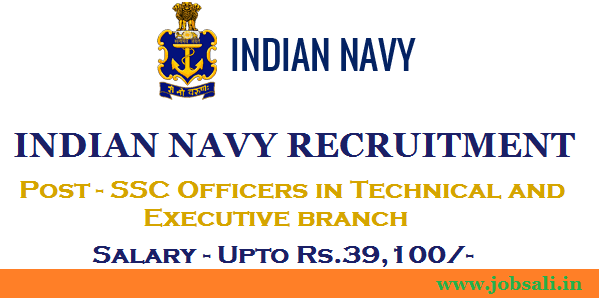 Indian Navy Careers, Join Indian Navy, Jobs in Indian Navy