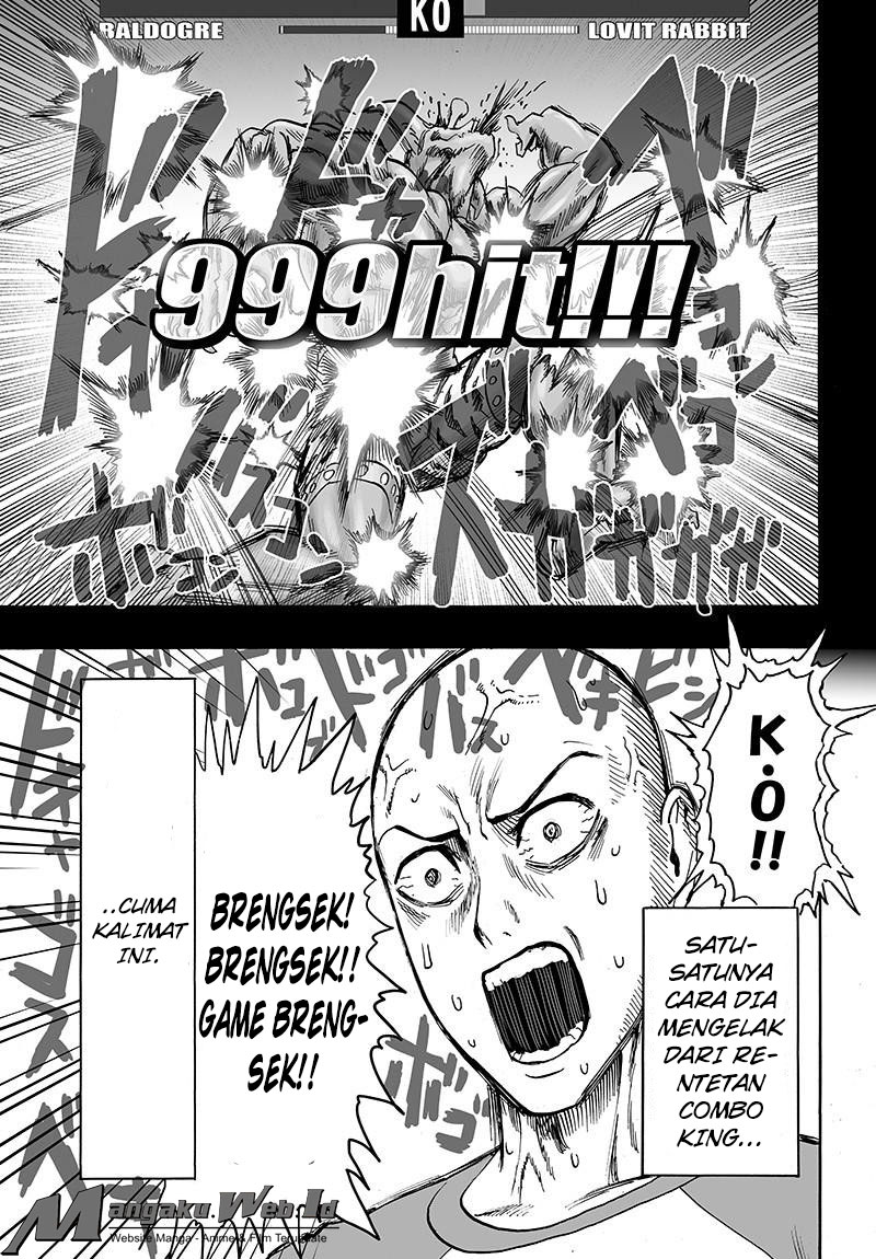 Onepunch-Man – Chapter 127 : King VS Saitama
