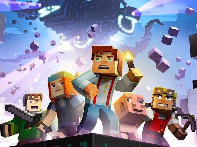 Descargar Minecraft Story Mode Episode 7 para Pc