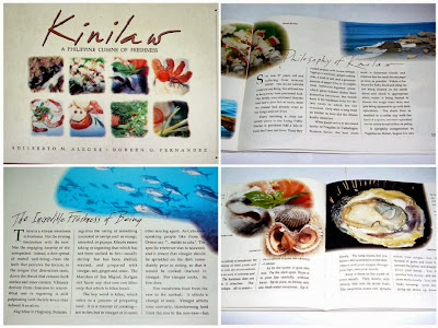 The Art of Kinilaw - Pages