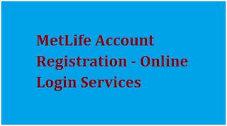 Eservice MetLife Login Register