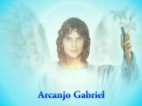 Resultado de imagem para ARCANJO GABRIEL - DEUS É MINHA FORÇA - conhecendo um pouco mais.....
