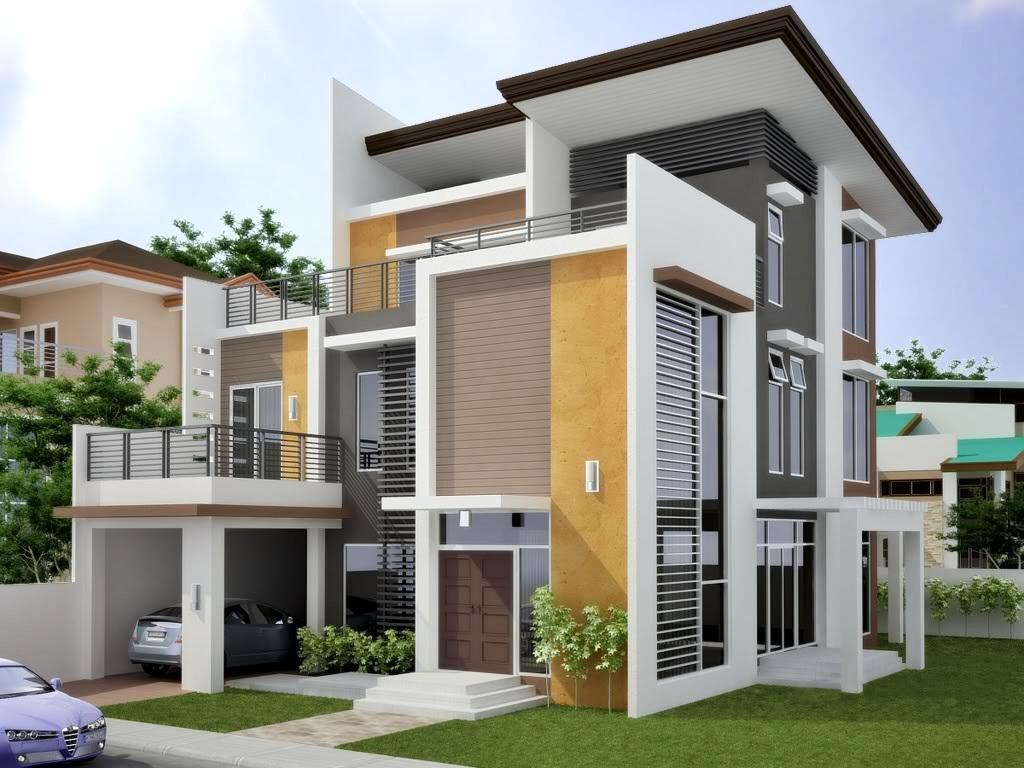 Contoh Rumah Minimalis Modern Yang Baik Untuk Dipilih Desain Rumah