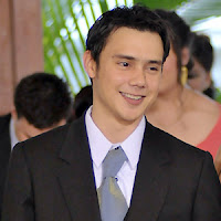 Patrick Garcia pemeran Lazaro Benedicto di sinetron Annaliza MNCTV