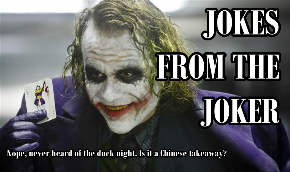 Jokes From The Joker Who Was That Odd Looking Girl In Magic Mike