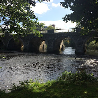 The Bridge Kilcullen, River